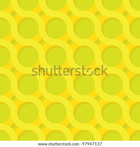 vector green pattern   abstract