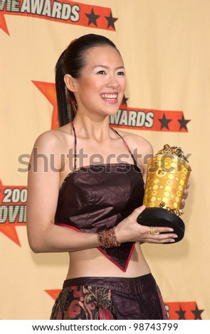chinese actress zhang ziyi at