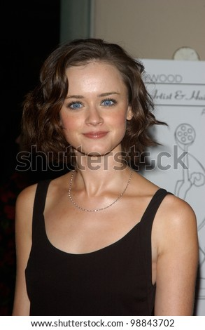 alexis bledel at the 5th annual