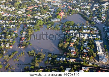 brisbane river flood january