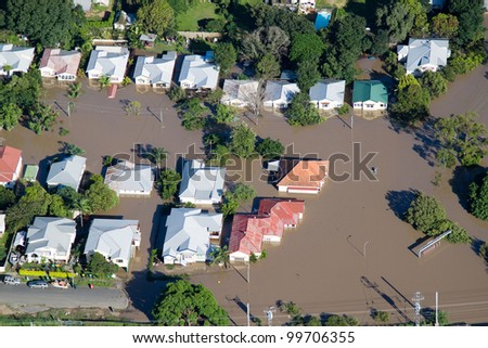 brisbane flood january 2011