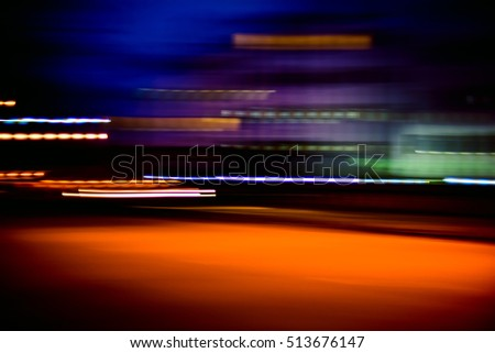 abstract motion blur background