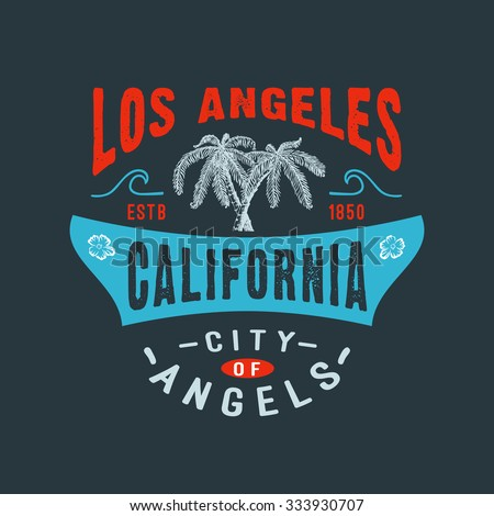 College camping tent vintage tee print stock vector Logo designers los angeles