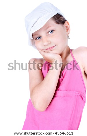 stock-photo--cute-little-girl-with-white-cap-posing-on-a-white-background-studio-shot-43646611.jpg