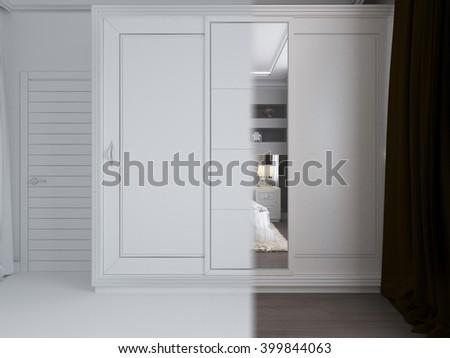 Salice adjusting hinges dresser