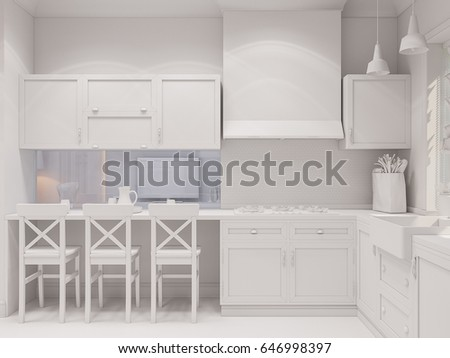 Designs Of The Interior Classy Modern Spacious Bathroom Bright Tiles Toilet Stock Photo 745420996