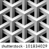 3d industrial seamless pattern raster - stock photo