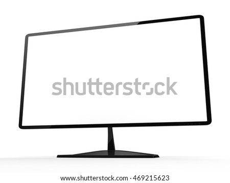 widescreen monitor with Puter Screen Isolated On White 71249578 on Life Is Hard  pared To What Quote Wallpapers as well Stock Illustration Vector  puter Display Icon Gray furthermore How An Ergonomic Office Can Make You More Productive furthermore Stock Vector People Icons Evaluation additionally Smart Tv Mode Icon 3d Television Symbol Vector 11539749.