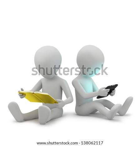 person publication books