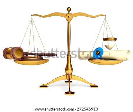 3D. Weight Scale, Law, Stability.