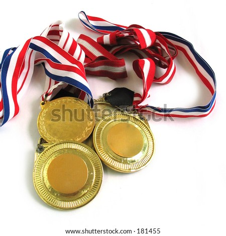 3 Gold Medals