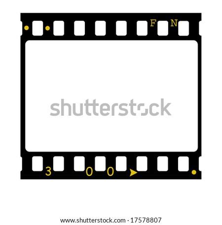 eight photos in a movie film reel photo frame insert photos