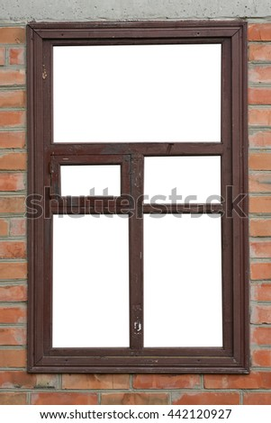 wood windows design