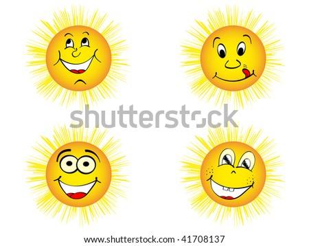 emoticons sunny cloudy - photo #18