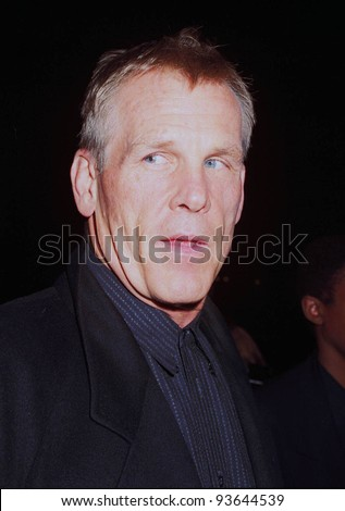 "22SEP97:  Actor NICK NOLTE at the premiere of his new movie, Oliver Stone's ""U-Turn."""