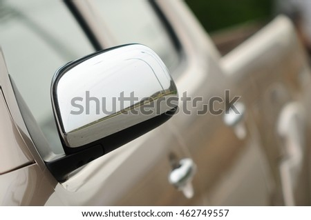 """wing mirror"""