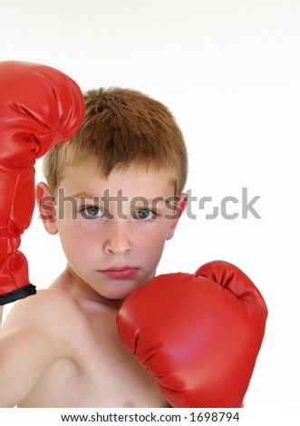 how to become a child boxer