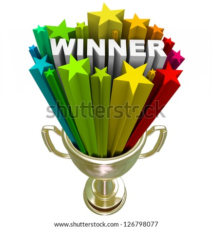 S P Depository Receipts Pdf Draft Preliminary First Attempt Try Word Stock Illustration  Zara Return Policy No Receipt with Blank Invoice Forms Download Free A Golden First Place Trophy With The Word Winner And Colorful Stars  Shooting Out Of It Invoice Fields Word