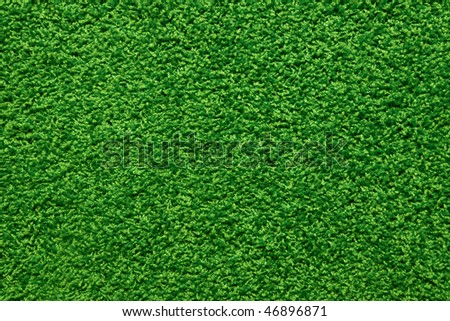 a green carpet texture