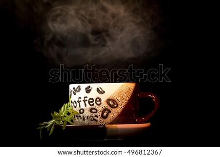 making coffee traditional way using coal stock photo Coffee and Donuts Clip Art Art Clip Breakfastray