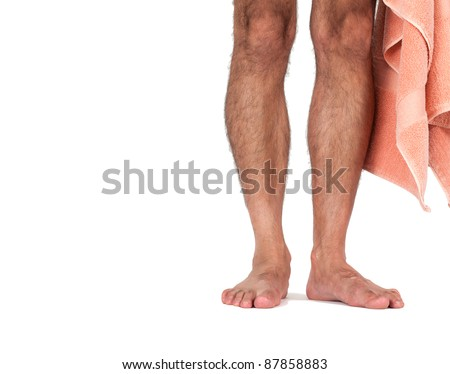 feet and legs men nude