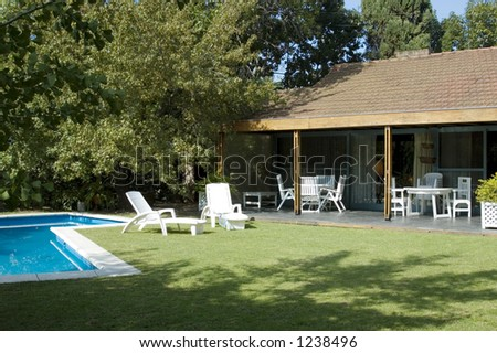 Old fashioned water pump above drinking stock photo How to make swimming pool water drinkable