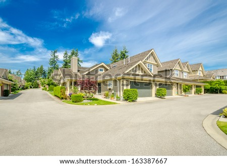 Suburbs Stock Photos Images Pictures Shutterstock