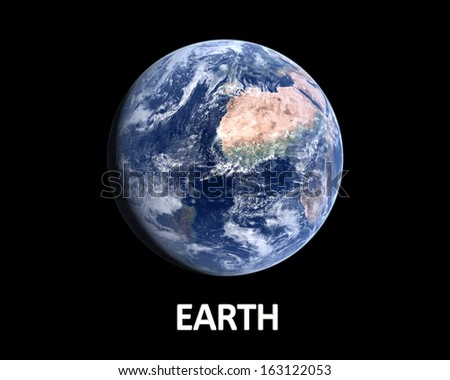 Planets From Our Solar System Stock Photos, Images ...