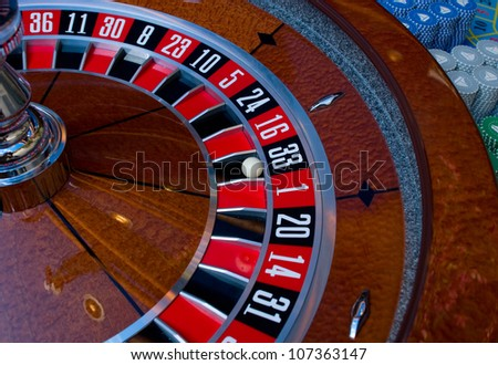 American casino stocks