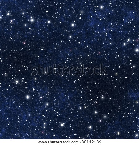 a star filled night sky background texture