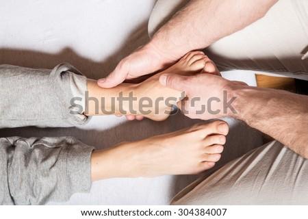 perinium anus massage Male