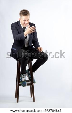 Person Sitting On Short Stool Www Pixshark Com Images