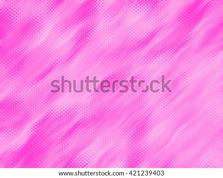 Abstract background in magenta mod pink