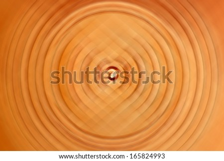 Abstract background of spin motion blur