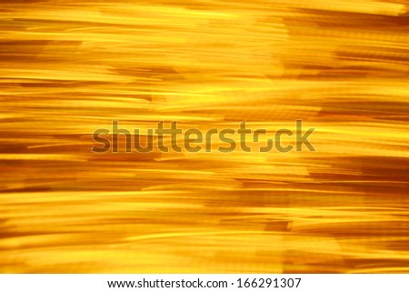 Abstract background with moving lights