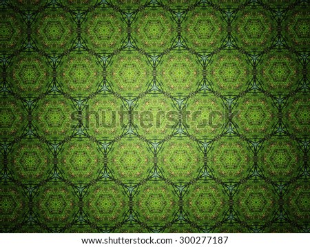Abstract beautiful multi shapes pattern texture background, grunge tone style