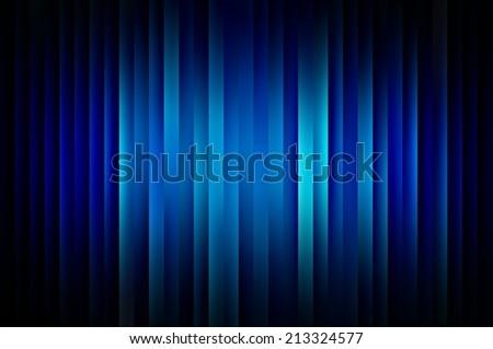 Closed curtains intermission - Image Theatrical Scenes Light Spotlights Closed Stock