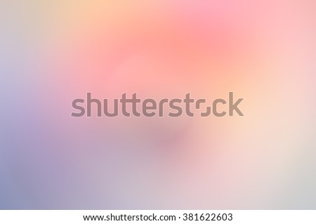abstract blur mix color bokeh background
