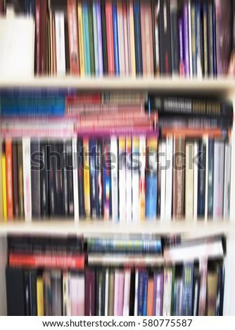 Customer Paper Data On Shelf Stock Photo 541662403