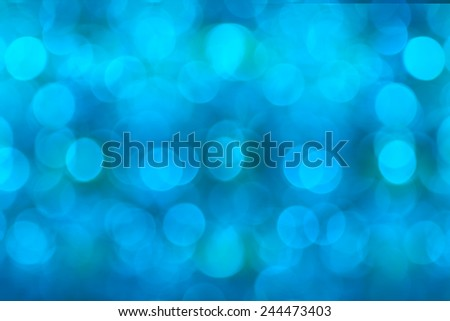 Abstract circular blur background with out of focus