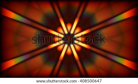 Abstract club lights background