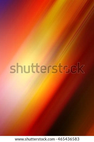 Abstract colorful background representing burst or explosion of colors and speed in red, orange, yellow, black colors.
