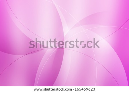 Abstract  curve background - pink color