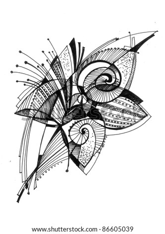 Pen and ink drawing Stock Photos, Images, & Pictures ...