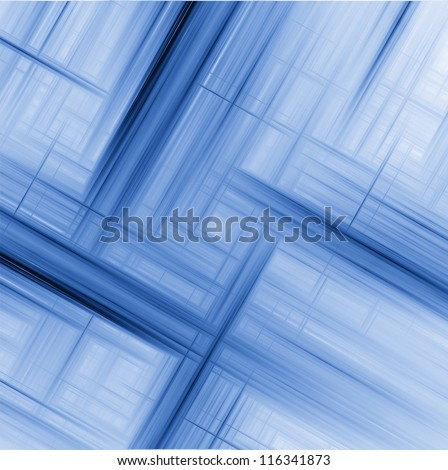 Abstract glowing rays background.