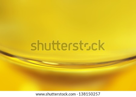 Abstract gold background.