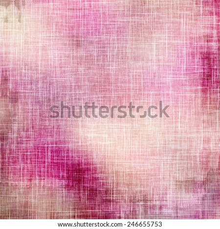 Abstract grunge background or old texture. With different color patterns: purple (violet); yellow (beige); brown; pink