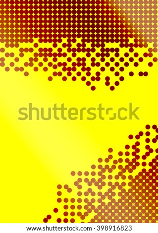 Abstract Illustration design for cover and wallpaper, Texture, Background