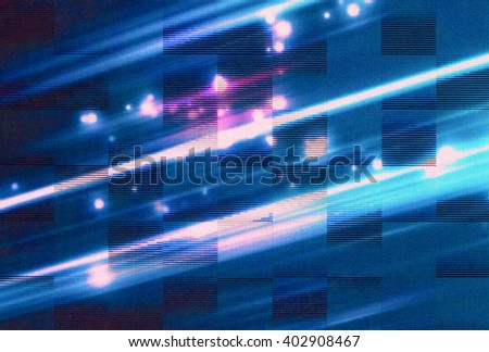 abstract Light Emitting Diodes screen panel background