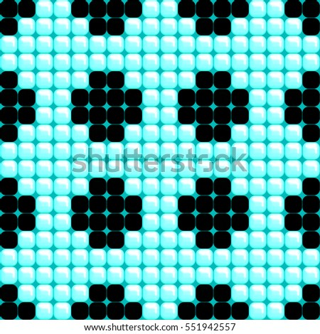 Abstract modern geometric pattern or background